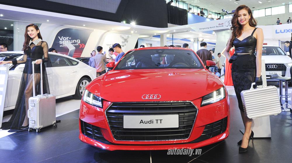 RIMOWA đồng hành cùng Audi tại VIMS 2015