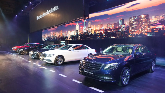 Bảng giá xe Mercedes E Class 2019 mới nhất - Mercedes E300 đã quay trở lại!