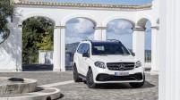 Đánh giá xe Mercedes-Benz GLS 350d: Chuẩn SUV hạng sang máy dầu 7 chỗ