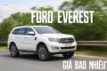 Bảng giá xe Ford