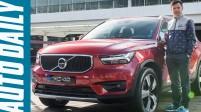 Lê Hùng lái thử Volvo XC40 2018 hoàn toàn mới tại Barcelona