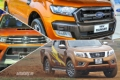 Chọn Toyota Hilux, Ford Ranger hay Nissan Navara?