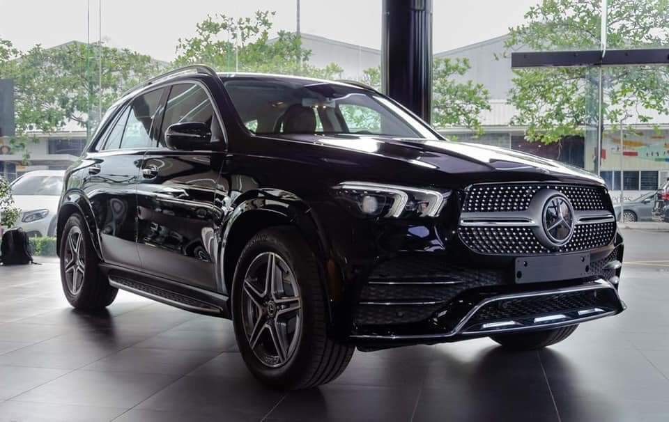 Cập nhật bảng giá xe Mercedes Benz GLE Class mới nhất