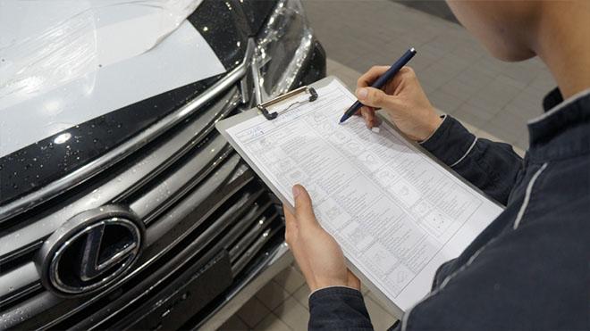 Chi phí bảo dưỡng xe Lexus - Tư vấn nuôi xe Lexus - 2